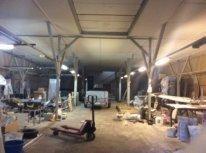 1 Га промназначения с производственно-складскими помещениями - Фото 3