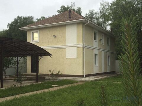 Сдается современный зимний новый дом 150 кв.м. на участке 5 соток. - Фото 2