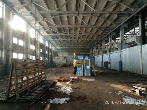 Производственное помещение (кран-балка 2,5т) - Фото 1