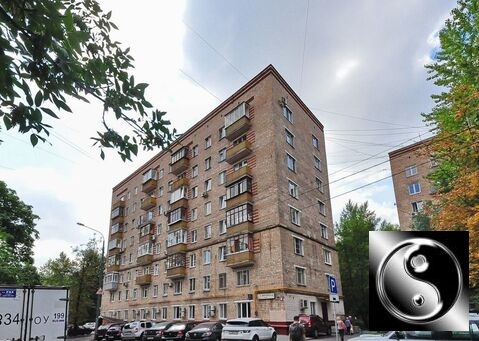 2-комнатная квартира в аренду 2-я Фрунзенская, 7, Хамовники, Москва - Фото 1
