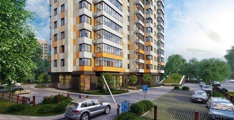 2-комн. квартира 60,25 кв.м. в доме комфорт-класса ЮВАО г. Москвы - Фото 1