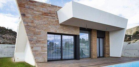 Эргономичная вилла с собственным бассейном в Бенидорме, Испания - Фото 1