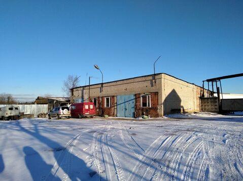 Продажа производственного помещения, Солнечногорский район - Фото 2
