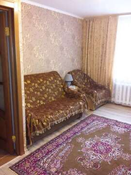 1-комнатная квартира с мебелью и техникой. - Фото 1