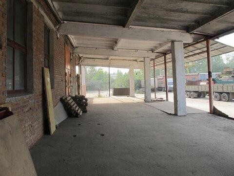 Продажа склада 800 кв.м, Строительный проезд - Фото 1