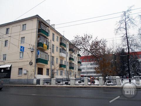 Продается 1-комнатная квартира, ул. Суворова, Купить квартиру в Пензе по недорогой цене, ID объекта - 320301373 - Фото 1