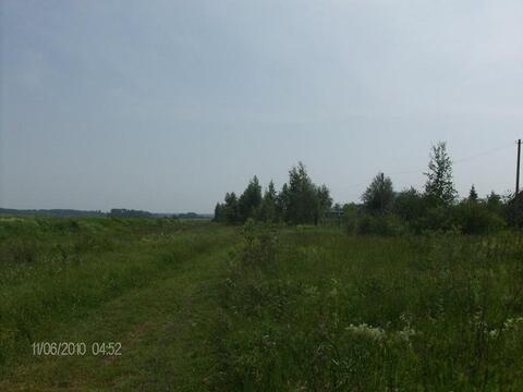 Русское поле СНТ участок 6 соток Ясногорский район Тульская область - Фото 2