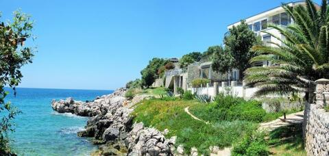 Шикарная Вилла на Побережье Адриатического моря, город Бар, Утеха - Фото 3