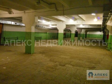 Аренда склада пл. 528 м2 м. Волгоградский проспект в складском . - Фото 1