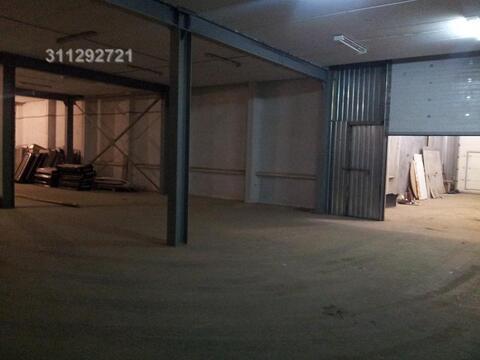 Под произ-во/склад, отаплив, выс. потолка: 3,5-4 м, гр. подъемник, ог - Фото 4