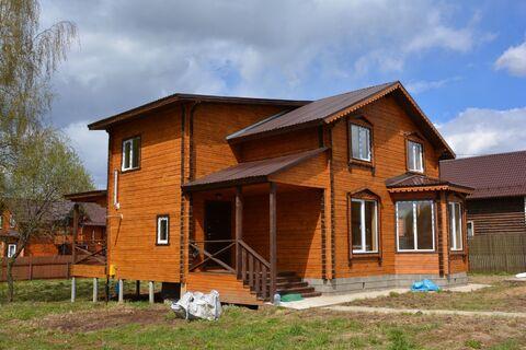Новый брусовой утеплённый дом в 35 км от Сергиев-Посада - Фото 4