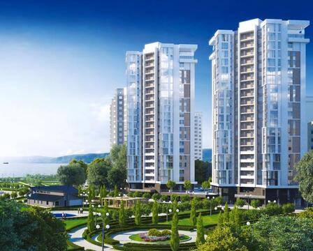 Купить квартиру с видом на море 109 кв.м. в Новороссийске - Фото 2