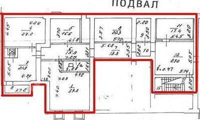 Аренда Помещение свободного назначения 350 кв.м. - Фото 1