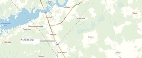 Участок под строительство азс, 109 км. Ленинградского шоссе - Фото 3