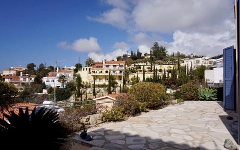 Прекрасный трехкомнатный Дом с видом на море в пригороде Пафоса - Фото 4