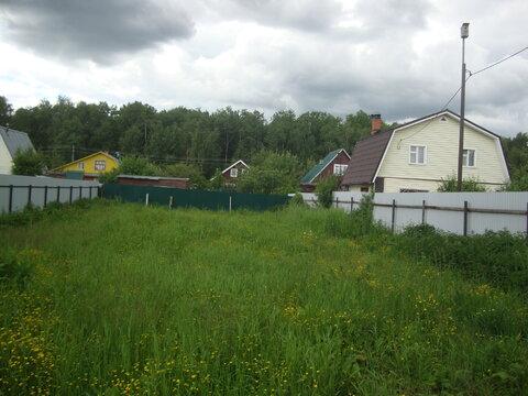 Участок в п.Щапово - Фото 1
