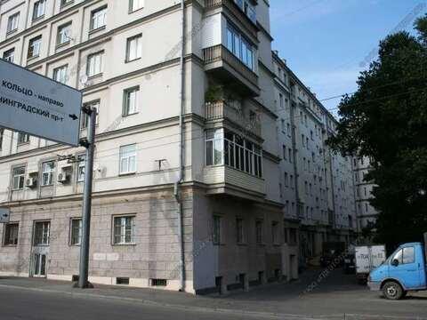Продажа квартиры, м. Беговая, Беговая аллея - Фото 4