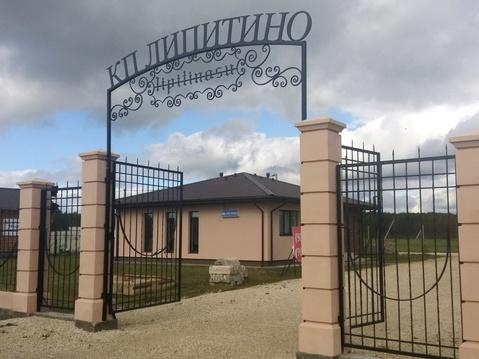 Участок ИЖС 36 соток в д. Липитино Озерского района - Фото 4