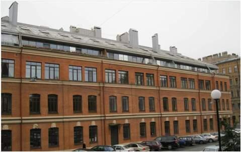 Блок офисных помещений общей площадью 864,9 м2 - Фото 1