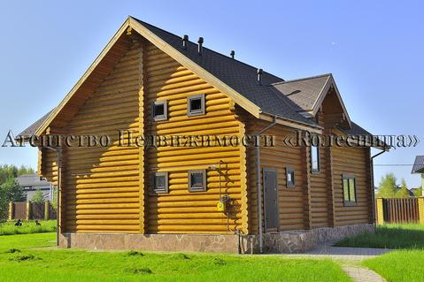 Истомино. Небольшой дом у леса со всеми коммуникациями, 66 км от МКАД. - Фото 4