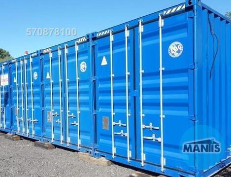 Аренда складского контейнера в СЗАО - Фото 2