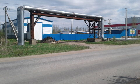 Сдам склад 500 м2, Промышленная ул, 1б, Тосно г - Фото 4