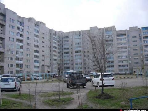 Продажа однокомнатной квартиры на улице Калинина, 142 в Благовещенске, Купить квартиру в Благовещенске по недорогой цене, ID объекта - 319714875 - Фото 1