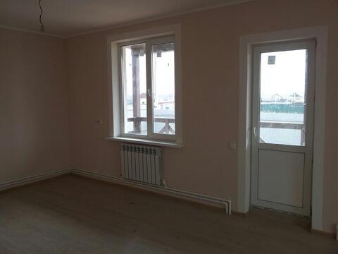 Продается новый блочный дом 174м2 участок 8,5 соток, д.Малышево - Фото 3