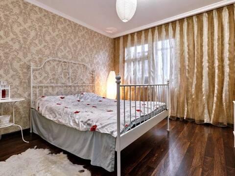 2-Комнатная квартира 61 кв.м ремонтом - Фото 1