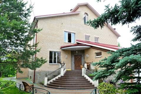 Продается коттедж 685 кв.м. в черте города Балашиха - Фото 1