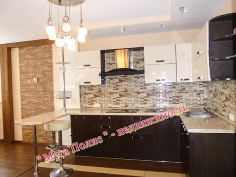 Сдается 2-х комнатная квартира 80 кв.м. в новом доме ул. Гагарина 5 - Фото 1