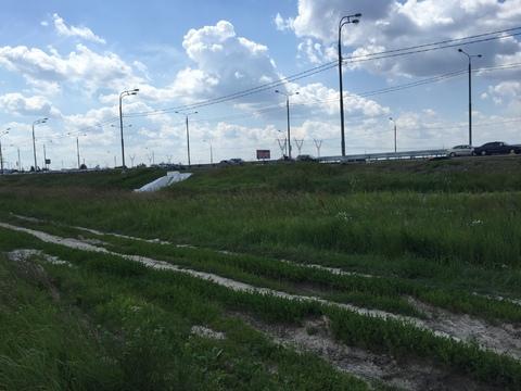 Земля под придорожную инфраструктуру, 14 км. от МКАД, собственность! - Фото 1