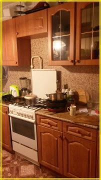 Однокомнатная квартира в Москве, Купить квартиру в Москве по недорогой цене, ID объекта - 310245473 - Фото 1