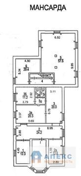 Продажа офиса пл. 370 м2 м. Охотный ряд в административном здании в . - Фото 2