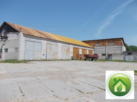 #488. Кашин. Производственная база 1327 кв.м. на участке 6000 кв.м. - Фото 1