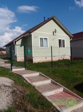 Жилой и благоустроенный дом 55 м2 в поселке Майский - Фото 4