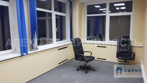 Аренда офиса 125 м2 м. Марьина роща в административном здании в . - Фото 3
