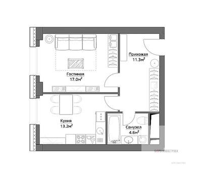 Продажа квартиры, м. Багратионовская, Багратионовский пр-д - Фото 1