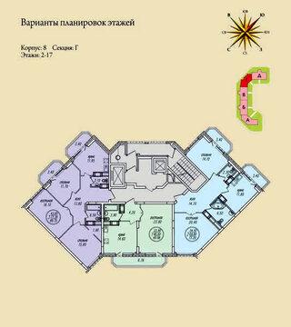 Продажа квартиры, Раменское, Раменский район, Северное ш. - Фото 1