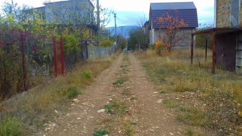 Продам 8 соток в Перевальном 25 км от Алушты - Фото 4