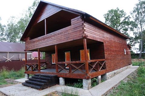 Продается дом в деревне рядом с лесом, 87 км от МКАД по Ярославскому ш - Фото 2