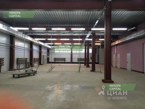Аренда производственного помещения, Электроугли, Ногинский район, . - Фото 1