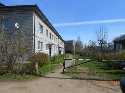 Продажа двухкомнатной квартиры в Валдае, Радищева, 4а - Фото 1