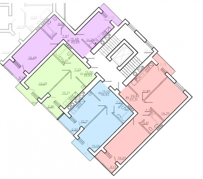 Продажа квартиры, Калининград, В.Гакуна улица, Продажа квартир в Калининграде, ID объекта - 329014723 - Фото 1