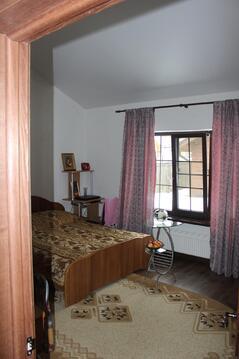 2х этажный кирпичный коттедж 280м2, в стиле шале, поселок Белкино - Фото 5