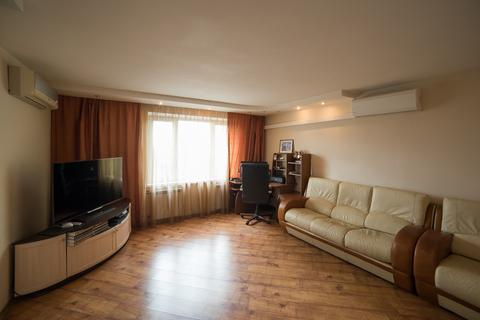 Продается светлая, видовая, 3-х комнатная квартира 80,5 кв. м - Фото 3