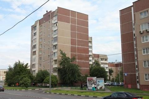 Продается квартира Москва, Южнобутовская улица,41 - Фото 1