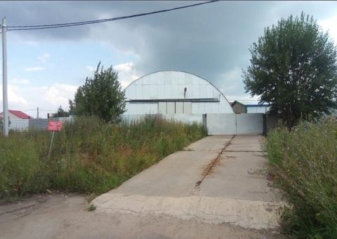 Ангар, 400 кв.м, в черте Обнинска, теплый, электричество 100 квт