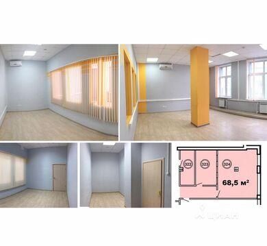 Офис в Ивановская область, Иваново Посадский пер, 4 (68.5 м) - Фото 1