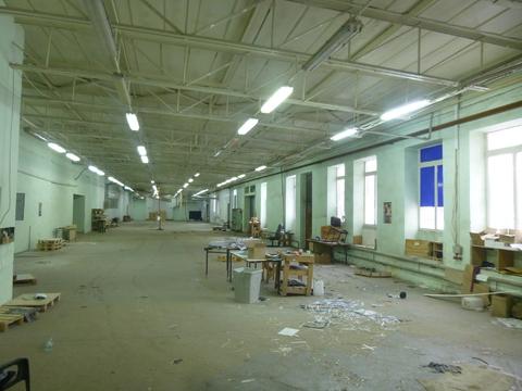 Производственное помещение, 2160 м2 м. Варшавская - Фото 1